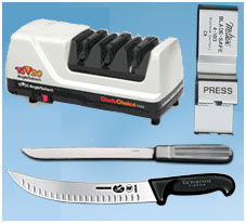 SURGICAL BLADES - HANDLES - KNIVES - SHARPENERS