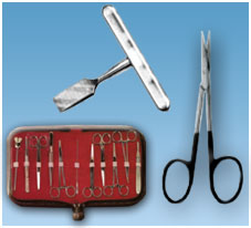 SURGICAL INSTRUMENTS & KITS